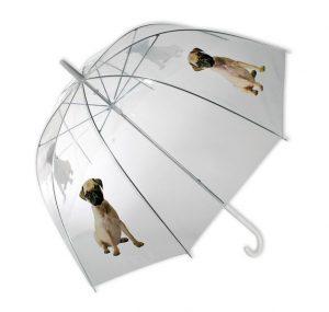 Fotodruck auf Regenschirm